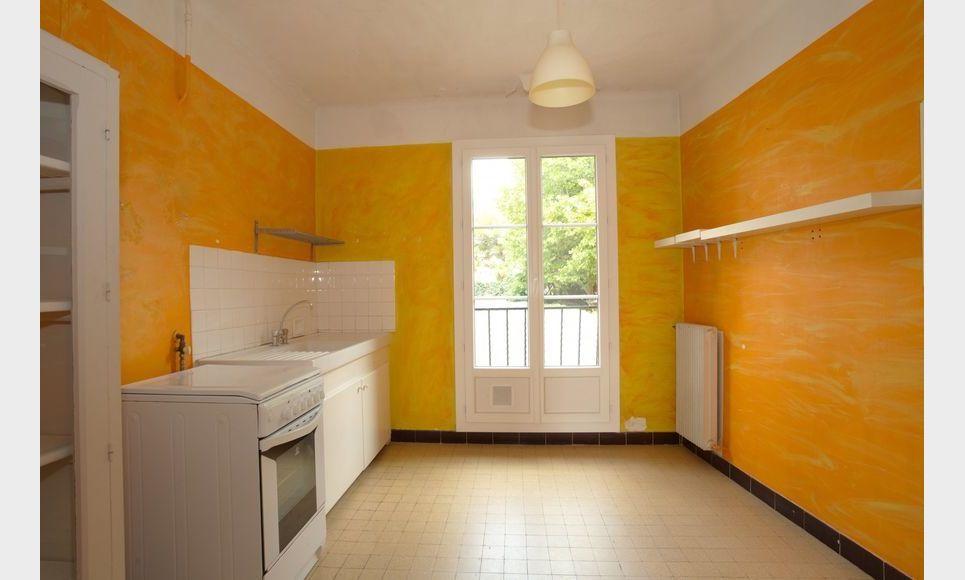 AIX HAUT DE SAINT JÉRÔME - T4 de 96,4 m2 - Balcon : Photo 6