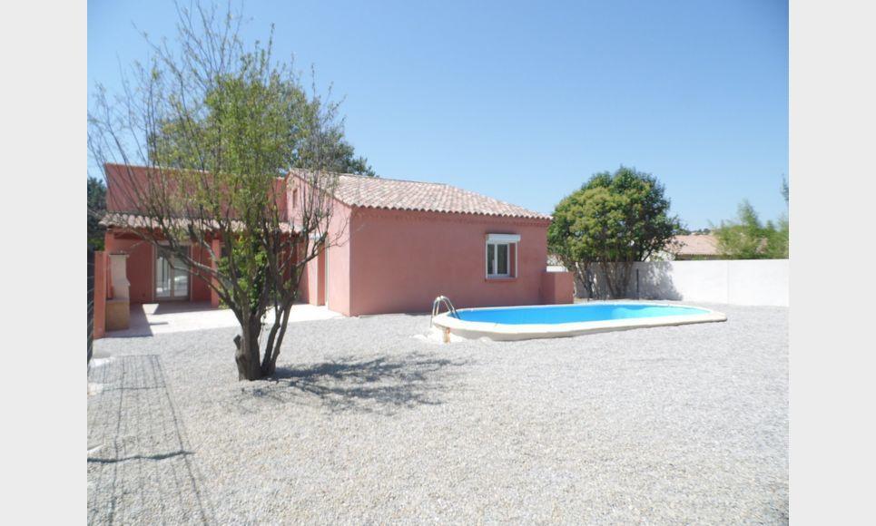 VELAUX - Villa T7 de 149 m2 - Piscine : Photo 1