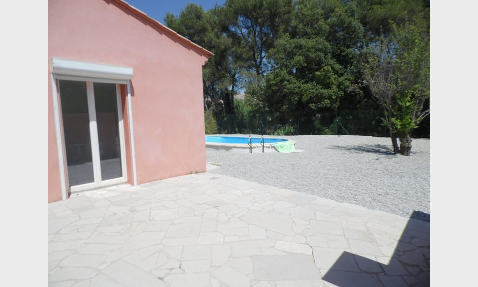VELAUX - Villa T7 de 149 m2 - Piscine : Photo 3