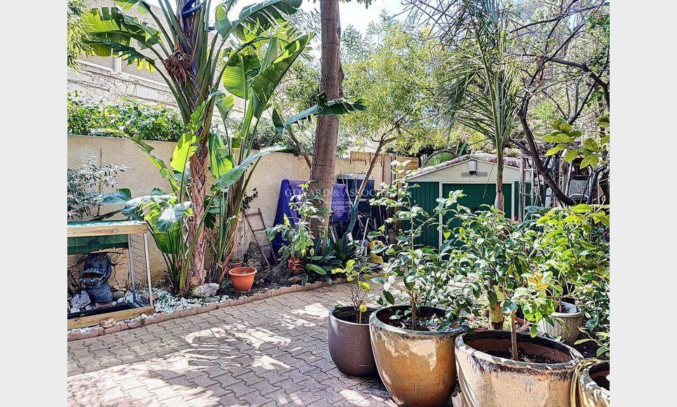 3-4 Pièces Rez-de-Jardin Nice Fabron : Photo 5
