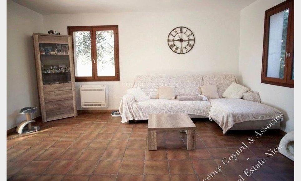 Villa avec piscine hauteur de Contes : Photo 7