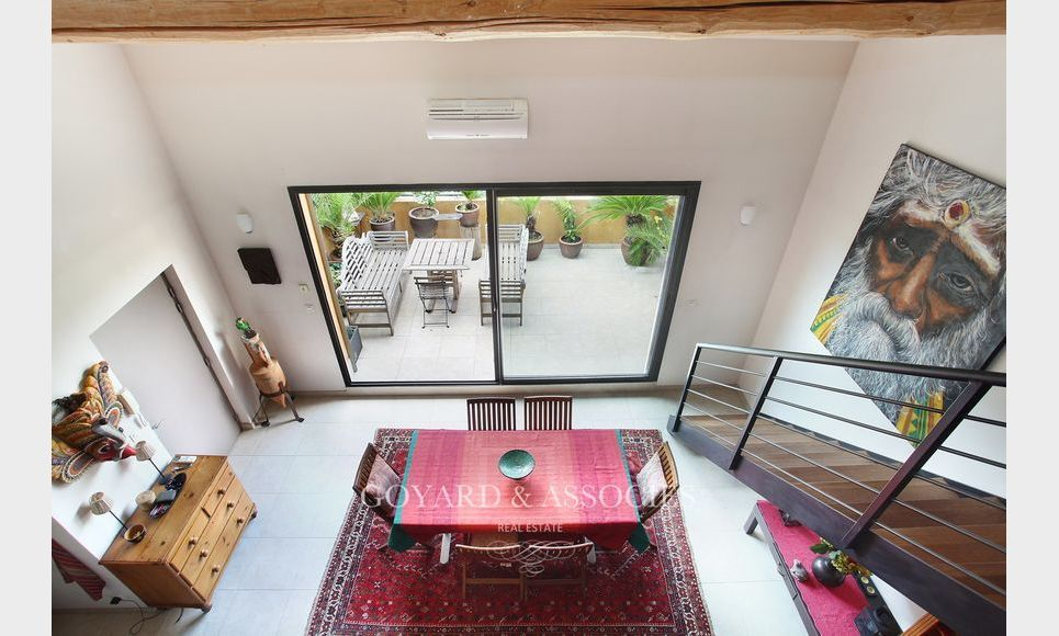 LUYNES CENTRE - Duplex T5 117,16 M2 - Terrasse panoramique : Photo 2