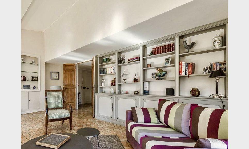 AIX COURS MIRABEAU -  T5 de 140 m2 - Immeuble du XVIème : Photo 2
