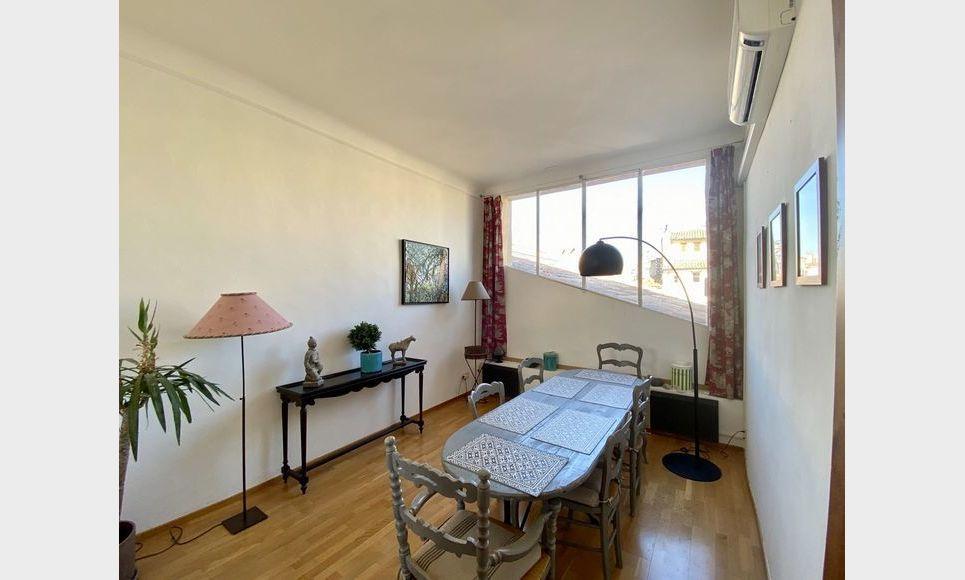 AIX COURS MIRABEAU -  T5 de 140 m2 - Immeuble du XVIème : Photo 5