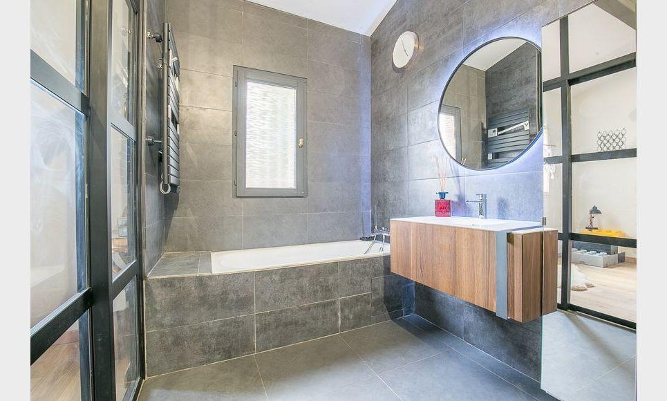 FUVEAU - T3 de 81,26 m2 - 1er étage d'une villa avec jardin : Photo 6