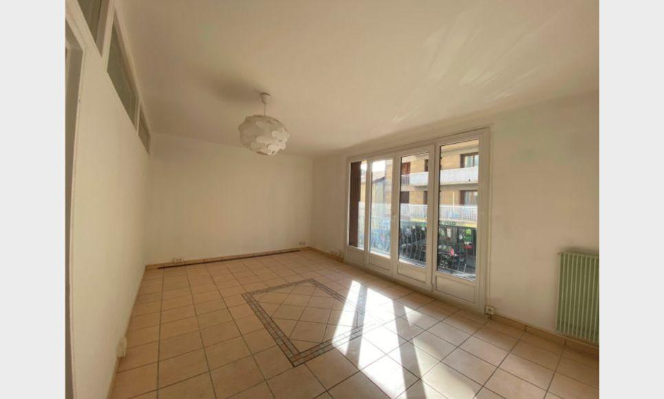 AIX ST JEROME PARC JOURDAN - T3 de 91 m2 - Balcon
