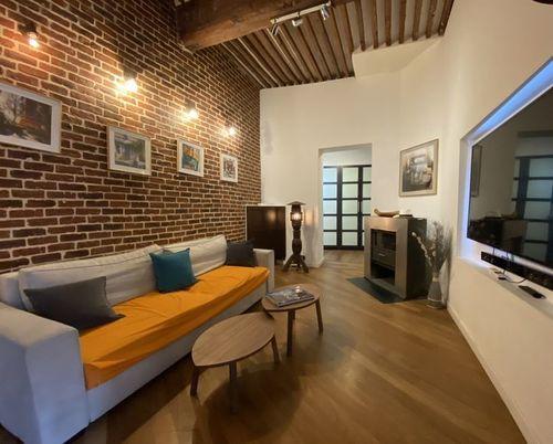 AIX QUARTIER DES PRÊCHEURS - T3 105 m2 - BALCON