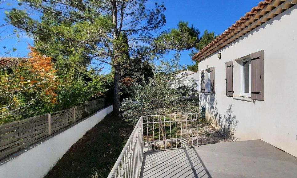BRIGNOLES - Villas T4 90 m2 + T4 83,2 m2 - Terrain 1200 m2 : Photo 1
