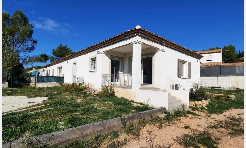 BRIGNOLES - Villas T4 90 m2 + T4 83,2 m2 - Terrain 1200 m2