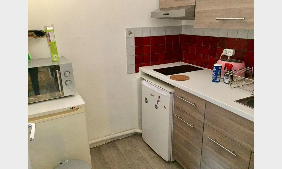 Centre-Ville Aix-en-Pce - T2 meublé : Photo 4