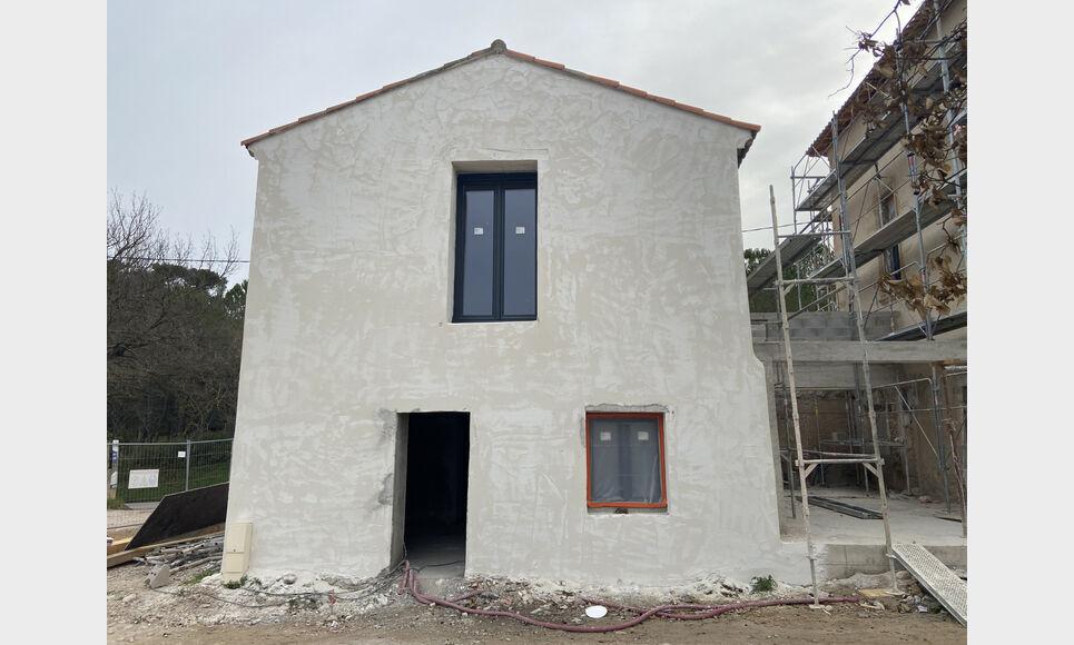 AIX SUD - T4 de 76,7 m2 - Terrasse et Jardin : Photo 3