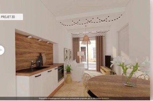 ST MAXIMIN LA STE BAUME - Studio 16,43 m2 - Cave 40 m2 envir