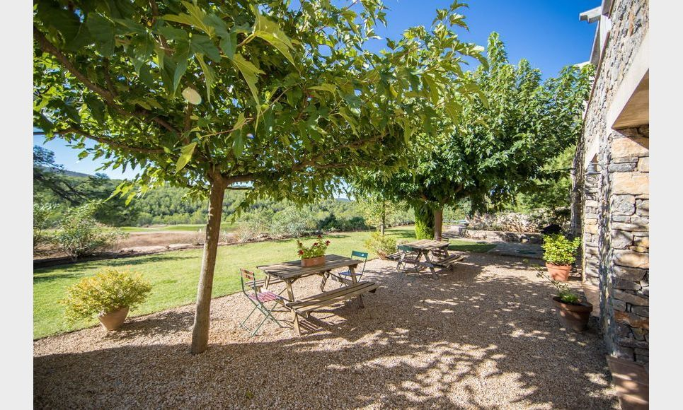 GOLF DE BARBAROUX - Villa T8 de 261 m2 - Terrain 2457 m2 : Photo 4