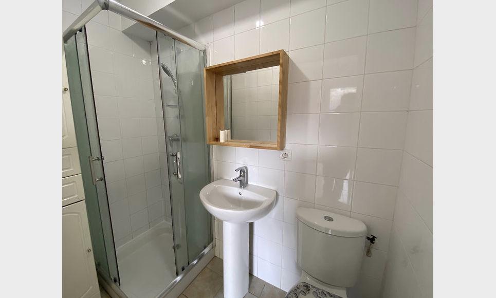 AIX SUD - T2 de 37,83 m2 habitable - Duplex avec jardin : Photo 2