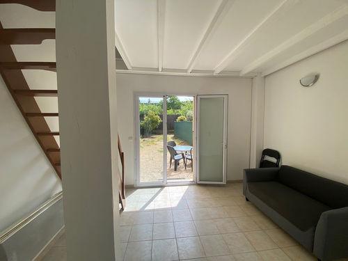 AIX SUD - T2 de 37,83 m2 habitable - Duplex avec jardin
