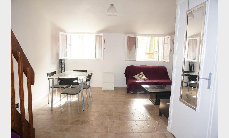 AIX CVH - T1/2 meublé et loué de 30 m2 - Idéal investisseur : Photo 1