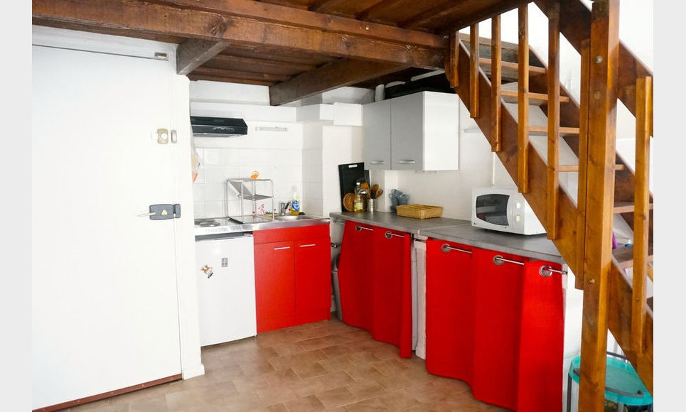 AIX CVH - T1/2 meublé et loué de 30 m2 - Idéal investisseur : Photo 2
