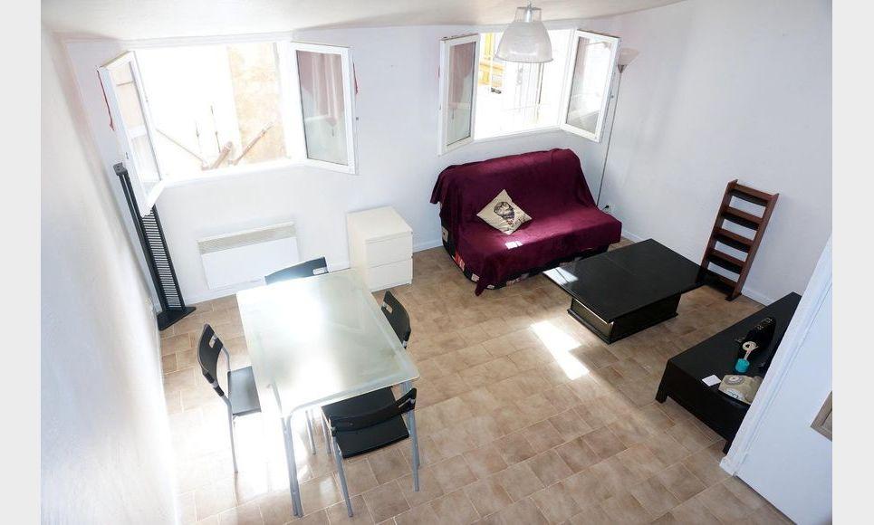 AIX CVH - T1/2 meublé et loué de 30 m2 - Idéal investisseur