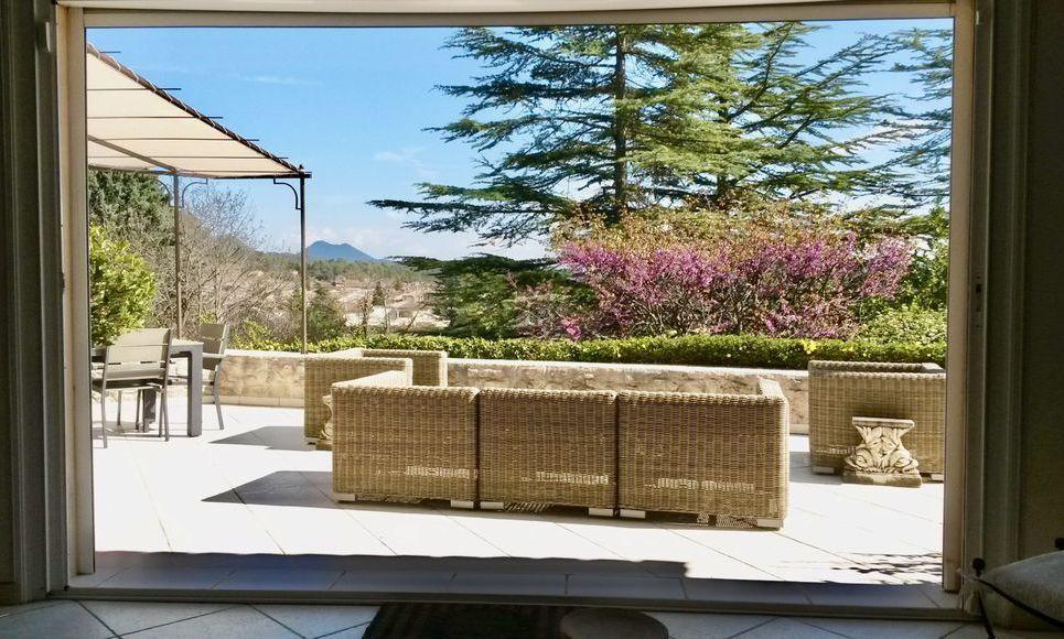 VARAGES - Villa T6 de 189 m2 - Superbe vue panoramique : Photo 2